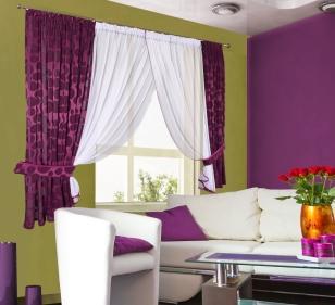Záclony a bytový textil