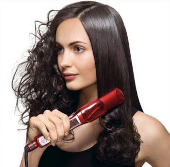 Žehlička na vlasy, pomocník pro moderní ženu