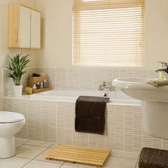 Koupelna - nechte se inspirovat feng shui