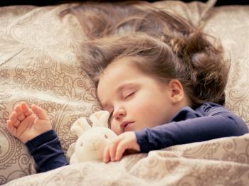 Zajistěte dítěti kvalitní spánek