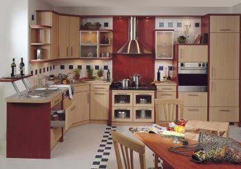 Kuchyně na míru a předsíně