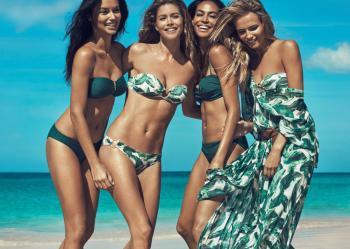 Tropické léto - tropické motivy