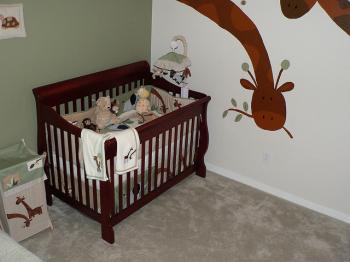 Dětský nábytek aneb miminku nablízku