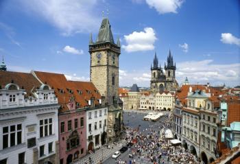 Kde se ubytovat v centru Prahy?