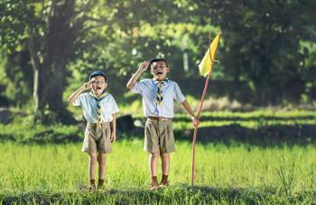 Letní tábory a příměstské tábory pro děti