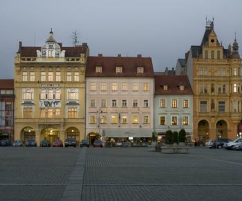 České Budějovice – ubytování v jižních Čechách