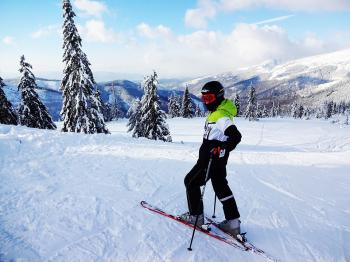 Na Slovensko za sněhem