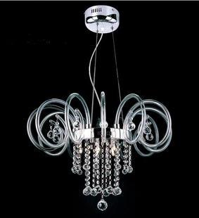 Křišťálová a designová svítidla