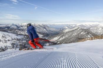 Lyžování Rakousko, perfektní zimní dovolená
