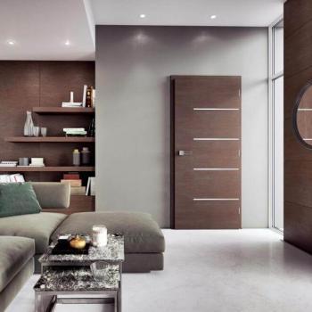 Dveře pro moderní a bezpečnou domácnost