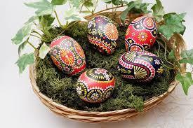 Velikonoční dekorace - nejkrásnější velikonoční výzdoba
