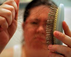 Vypadávání vlasů – jak zamezit padání vlasů