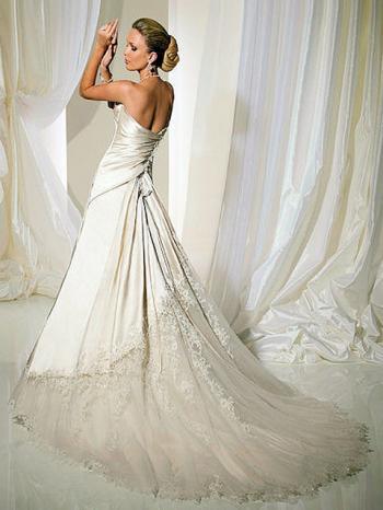 Svatební šaty – vyberte ty správné
