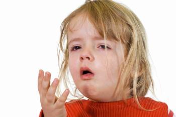 Nemoci děti a bylinková lékárnička