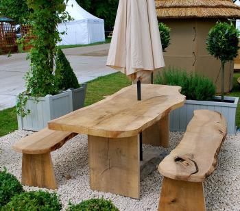 Zahradní nábytek – příjemné posezení
