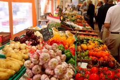 BIO zelenina – zdravé jídlo